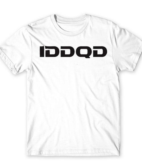 Iddqd Póló - Ha Gamer rajongó ezeket a pólókat tuti imádni fogod!