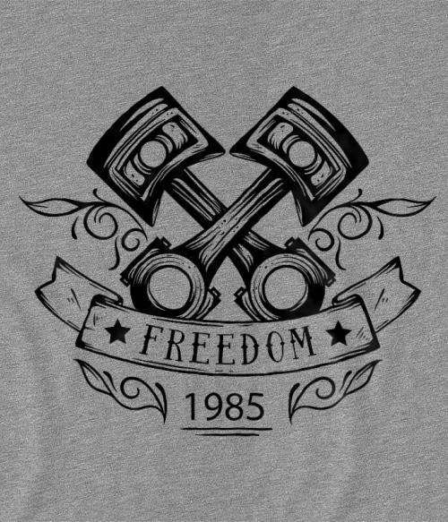 Freedom Póló - Ha Hobby rajongó ezeket a pólókat tuti imádni fogod!