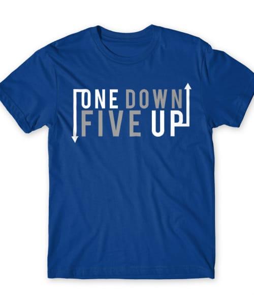 One down Póló - Ha Hobby rajongó ezeket a pólókat tuti imádni fogod!