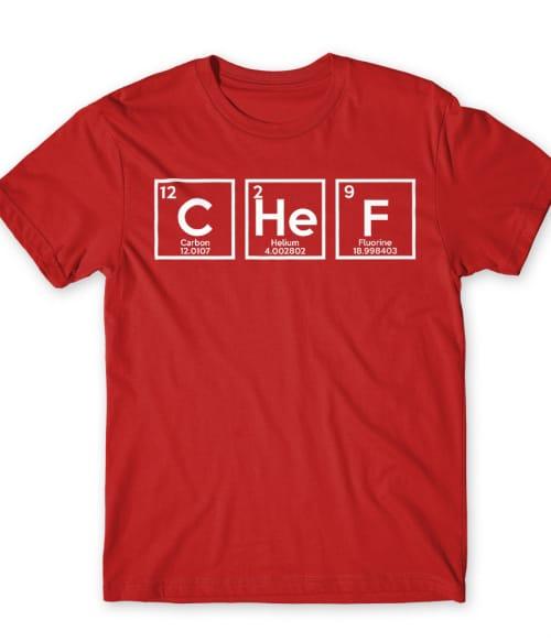 Chef periódus Póló - Ha Hobby rajongó ezeket a pólókat tuti imádni fogod!