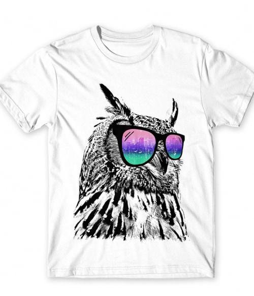Cool owl Póló - Ha Owl rajongó ezeket a pólókat tuti imádni fogod!