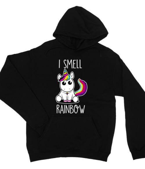 I smell rainbow Póló - Ha Unicorn rajongó ezeket a pólókat tuti imádni fogod!