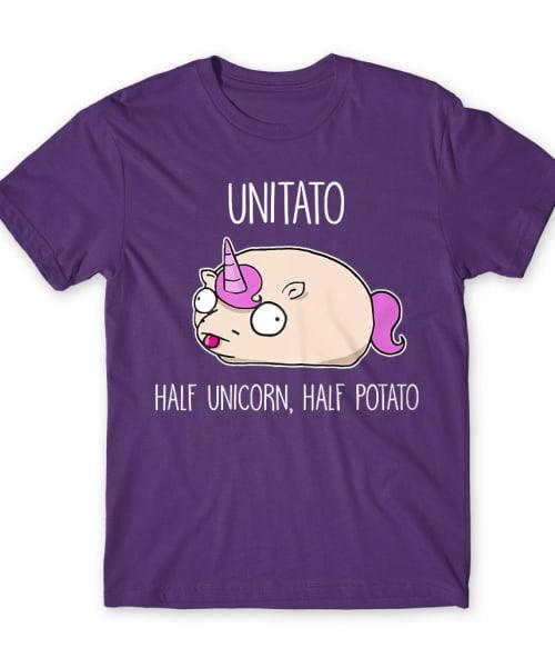 Unitato Póló - Ha Unicorn rajongó ezeket a pólókat tuti imádni fogod!