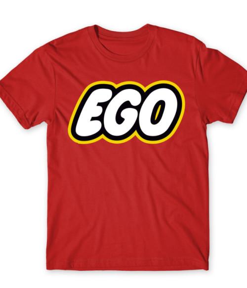 Ego logo Póló - Ha Fun Texts rajongó ezeket a pólókat tuti imádni fogod!