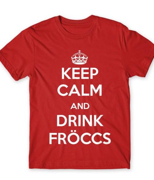 Drink fröccs Póló - Ha Drinks rajongó ezeket a pólókat tuti imádni fogod!