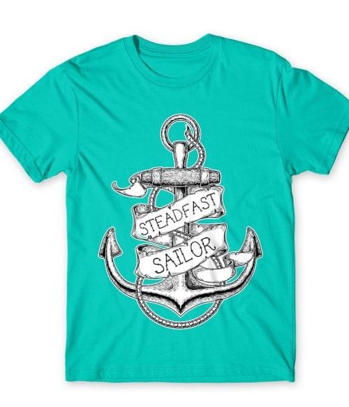 Steadfast sailor Póló - Ha Tattoo rajongó ezeket a pólókat tuti imádni fogod!