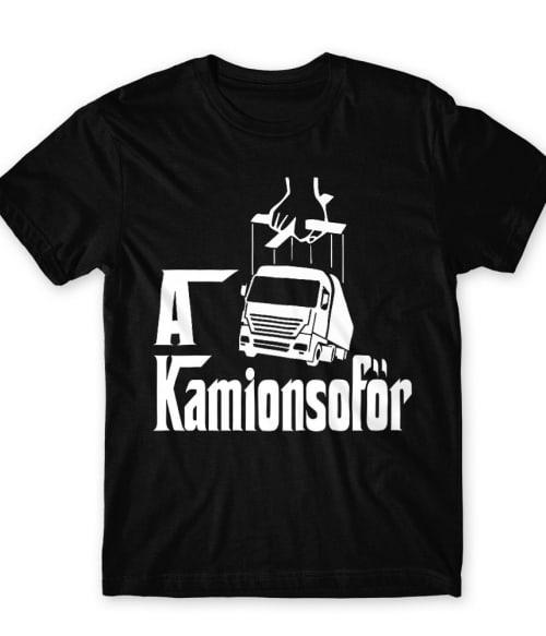 A kamionsofőr Póló - Ha Truck Driver rajongó ezeket a pólókat tuti imádni fogod!