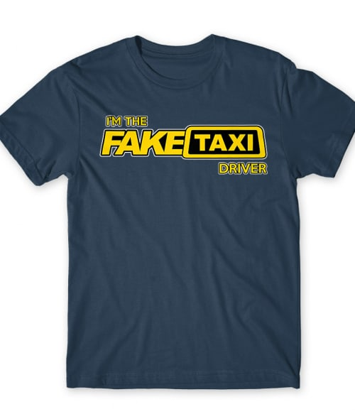 Fake Taxi Driver Póló - Ha Taxi Driver rajongó ezeket a pólókat tuti imádni fogod!