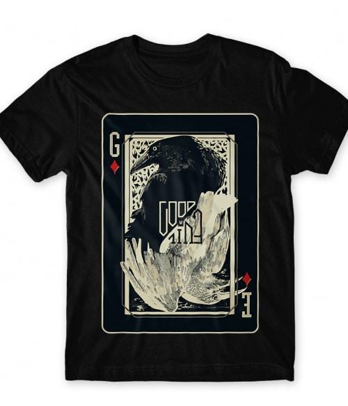 Good Evil Poker Póló - Ha Poker rajongó ezeket a pólókat tuti imádni fogod!