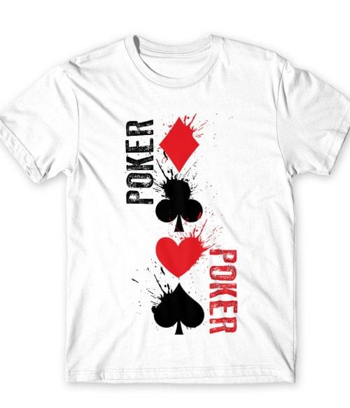 Poker Póló - Ha Poker rajongó ezeket a pólókat tuti imádni fogod!