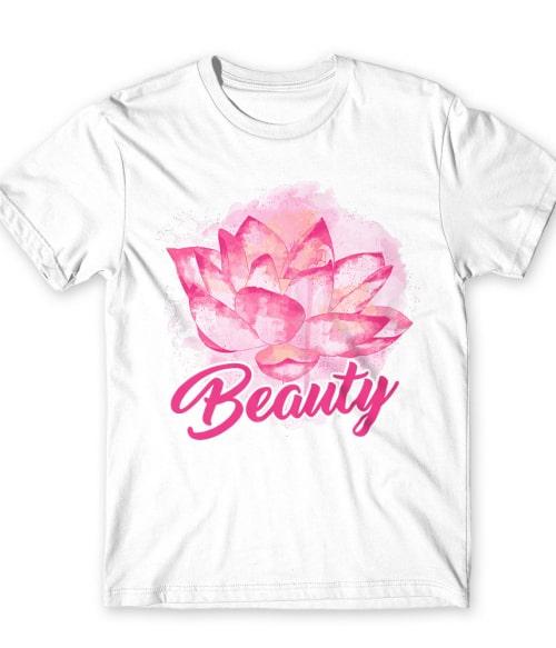 Beauty lotus Póló - Ha Flower rajongó ezeket a pólókat tuti imádni fogod!