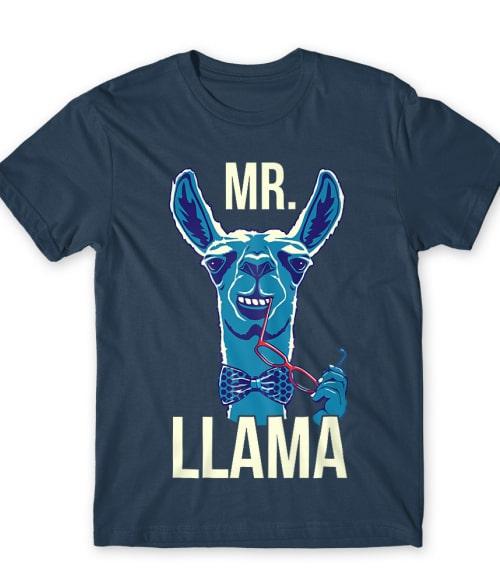 Mr. Llama Póló - Ha Llama rajongó ezeket a pólókat tuti imádni fogod!
