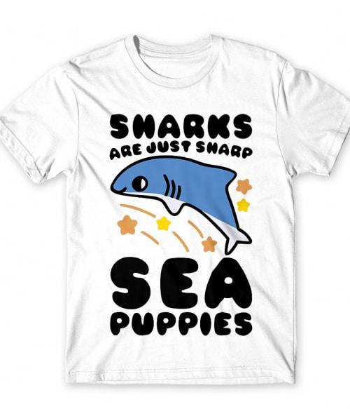 Sea puppies Póló - Ha Shark rajongó ezeket a pólókat tuti imádni fogod!
