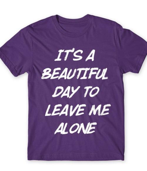 Leave me alone Póló - Ha Antisocial rajongó ezeket a pólókat tuti imádni fogod!