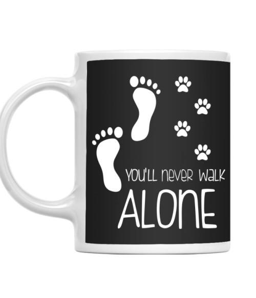 You will never walk alone Póló - Ha Dog rajongó ezeket a pólókat tuti imádni fogod!