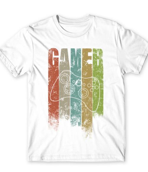 Gamer colors Póló - Ha Gamer rajongó ezeket a pólókat tuti imádni fogod!