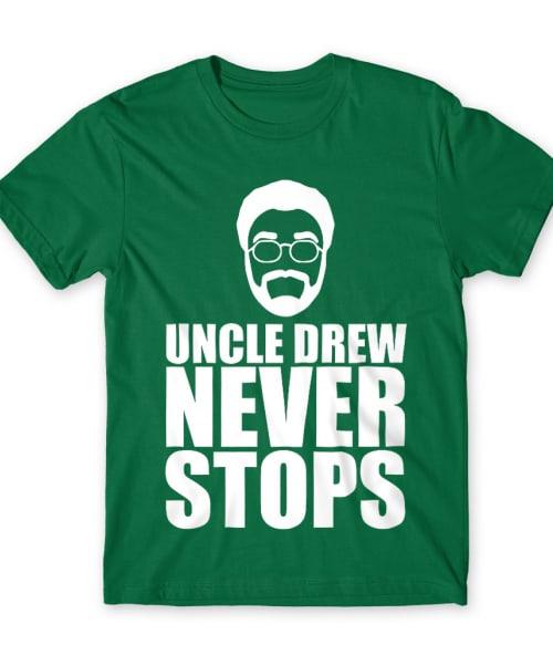 Uncle Drew Póló - Ha Basketball rajongó ezeket a pólókat tuti imádni fogod!