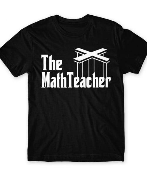 The MathTeacher Póló - Ha Teacher rajongó ezeket a pólókat tuti imádni fogod!