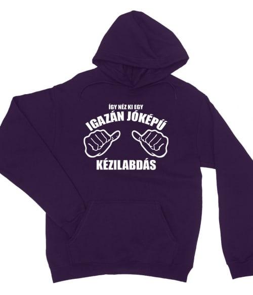 Igazán Jóképű Kézilabdás Póló - Ha Handball rajongó ezeket a pólókat tuti imádni fogod!