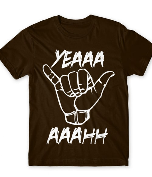 Yeeaaah Póló - Ha Skateboard rajongó ezeket a pólókat tuti imádni fogod!
