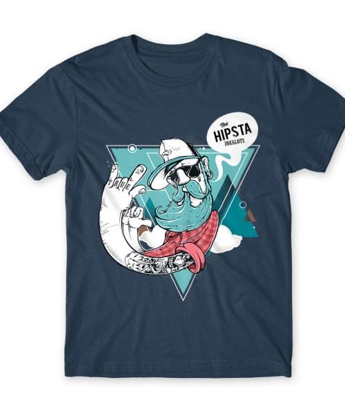 Hipsta dude Póló - Ha Graffiti rajongó ezeket a pólókat tuti imádni fogod!