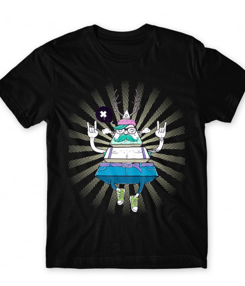 Triangle dude Póló - Ha Graffiti rajongó ezeket a pólókat tuti imádni fogod!