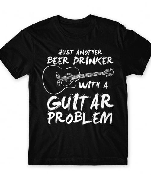 Just another beer drinker Póló - Ha Instrument rajongó ezeket a pólókat tuti imádni fogod!
