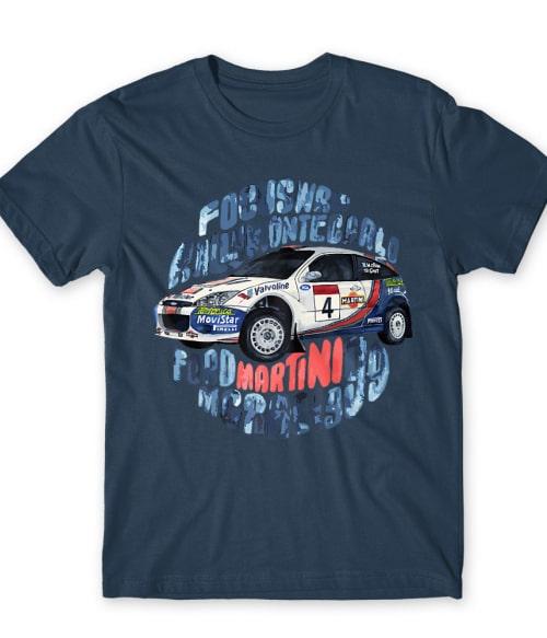 Focus WRC Póló - Ha Rally rajongó ezeket a pólókat tuti imádni fogod!