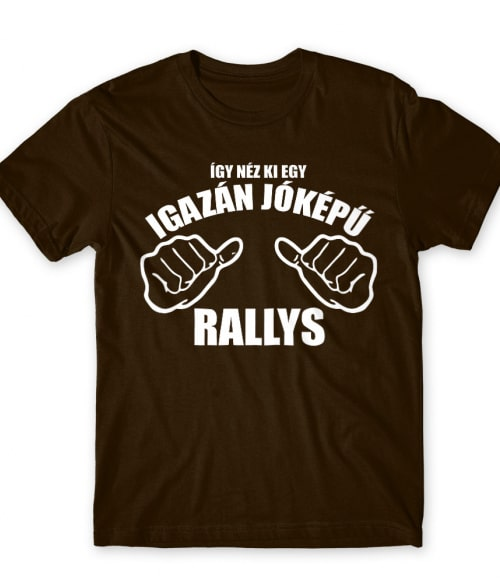 Igazán jóképű rallys Póló - Ha Rally rajongó ezeket a pólókat tuti imádni fogod!