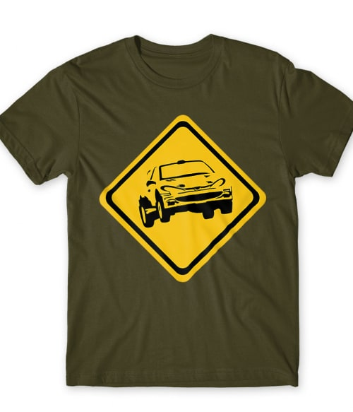 Rally sign Póló - Ha Rally rajongó ezeket a pólókat tuti imádni fogod!