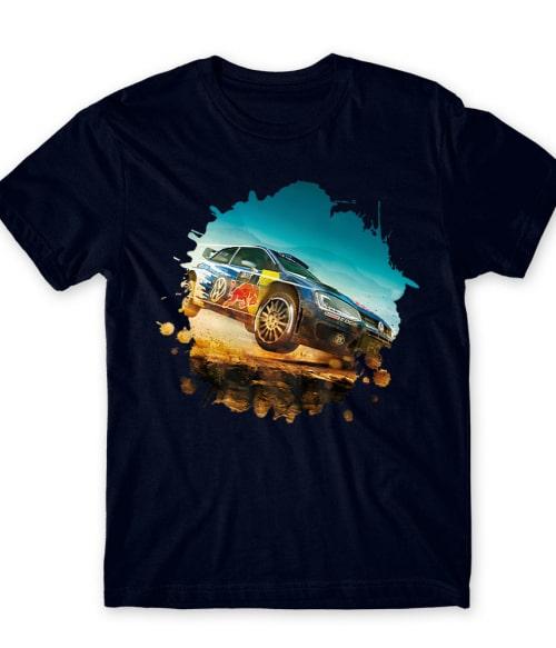 Rally splash Póló - Ha Rally rajongó ezeket a pólókat tuti imádni fogod!