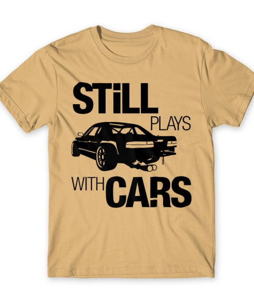 Still Plays with Cars Póló - Ha Rally rajongó ezeket a pólókat tuti imádni fogod!