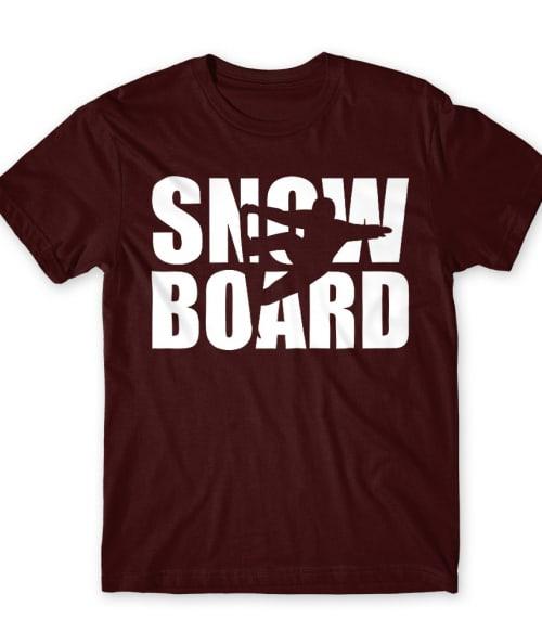 Snowboard Póló - Ha Ski rajongó ezeket a pólókat tuti imádni fogod!
