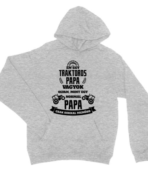 Traktoros papa Póló - Ha Tractor rajongó ezeket a pólókat tuti imádni fogod!