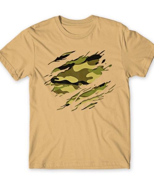Military Uniform Póló - Ha Soldier rajongó ezeket a pólókat tuti imádni fogod!