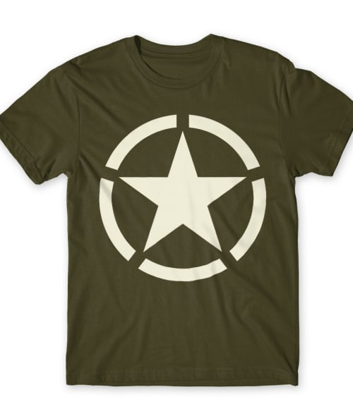 US Tanker Póló - Ha Soldier rajongó ezeket a pólókat tuti imádni fogod!
