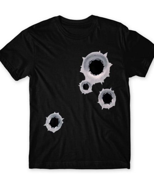 Bullet holes Póló - Ha Police rajongó ezeket a pólókat tuti imádni fogod!