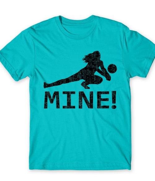Mine Póló - Ha Volleyball rajongó ezeket a pólókat tuti imádni fogod!