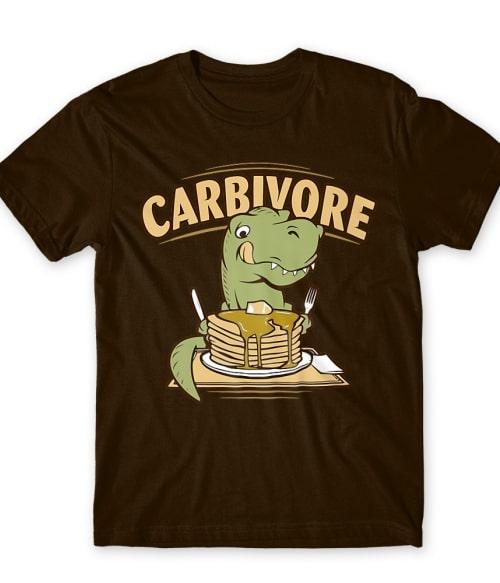 Carbivore Póló - Ha Dinosaur rajongó ezeket a pólókat tuti imádni fogod!