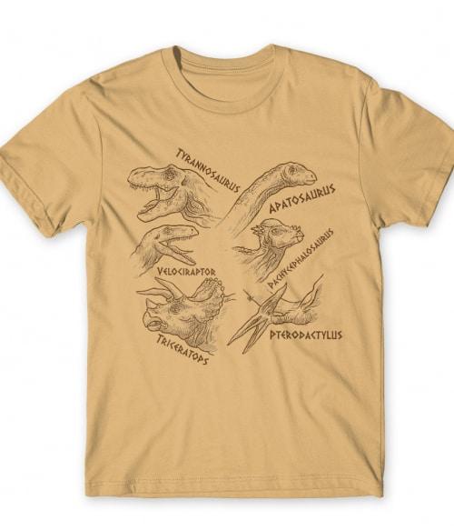Dinosaur Breed Póló - Ha Dinosaur rajongó ezeket a pólókat tuti imádni fogod!