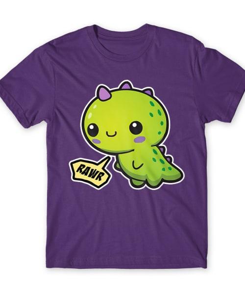 Rawr Póló - Ha Dinosaur rajongó ezeket a pólókat tuti imádni fogod!