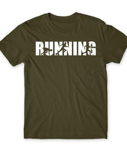 Running text Póló - Ha Running rajongó ezeket a pólókat tuti imádni fogod!