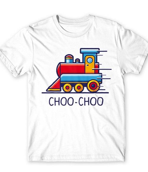 Choo-choo Póló - Ha Locomotive rajongó ezeket a pólókat tuti imádni fogod!