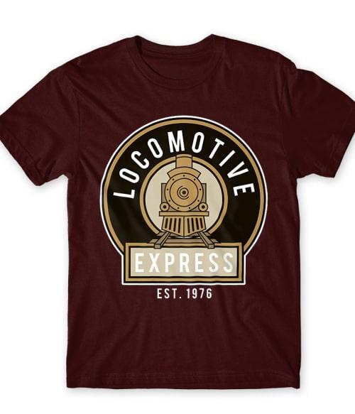 Locomotive express Póló - Ha Locomotive rajongó ezeket a pólókat tuti imádni fogod!