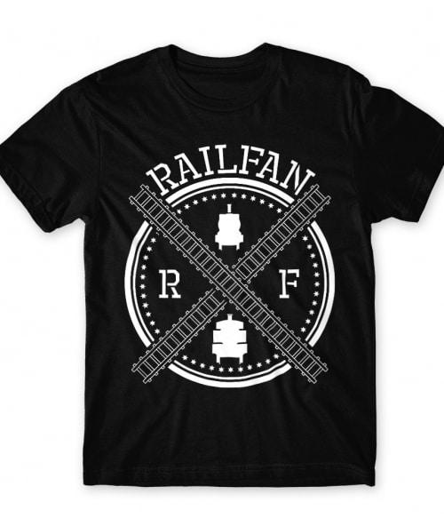 Railfan Póló - Ha Locomotive rajongó ezeket a pólókat tuti imádni fogod!