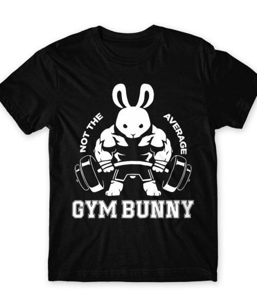 Gym bunny Póló - Ha Rabbit rajongó ezeket a pólókat tuti imádni fogod!