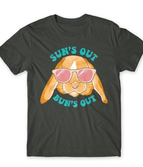 Suns out buns out Póló - Ha Rabbit rajongó ezeket a pólókat tuti imádni fogod!