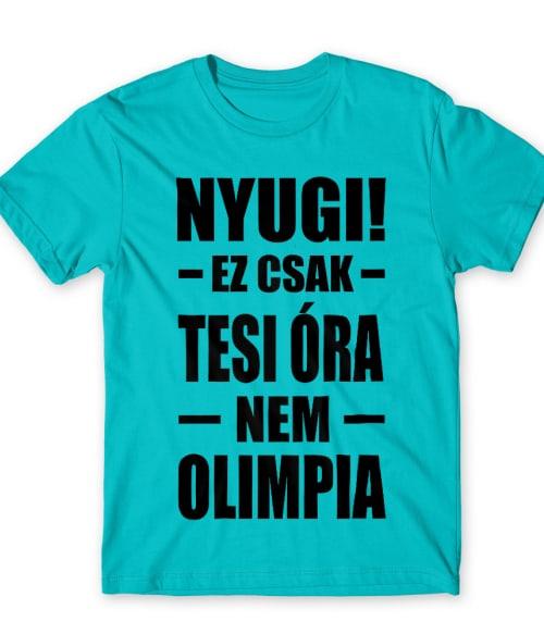Tesi óra Póló - Ha Teacher rajongó ezeket a pólókat tuti imádni fogod!