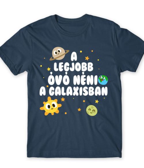 Legjobb óvónéni a galaxisban Póló - Ha Kindergarten Teacher rajongó ezeket a pólókat tuti imádni fogod!