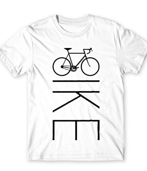 Bike word Póló - Ha Bicycle rajongó ezeket a pólókat tuti imádni fogod!